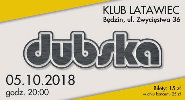 dubska-koncert-latawiec-bedzin-promo