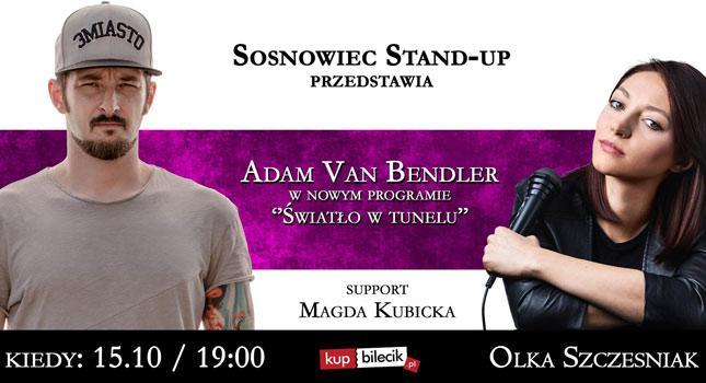 standup-sosnowiec-van-bendler-promo
