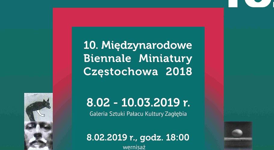 bienale-miniatury-czestochowa-pkz-dabrowa-gornicza