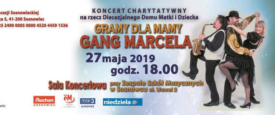 koncert-gang-marcela-caritas-sosnowiec