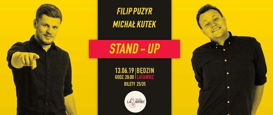 standup-puzyr-kutek-latawiec-sosnowiec