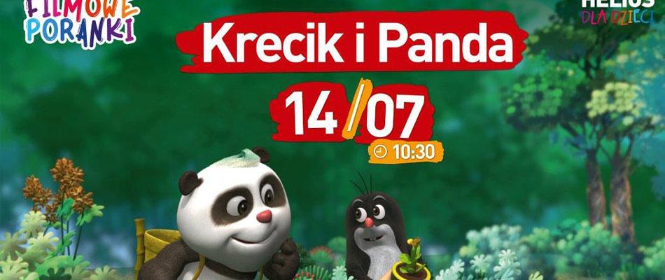 krecik-panda-helios-poranek-dabrowa-gornicza-promo