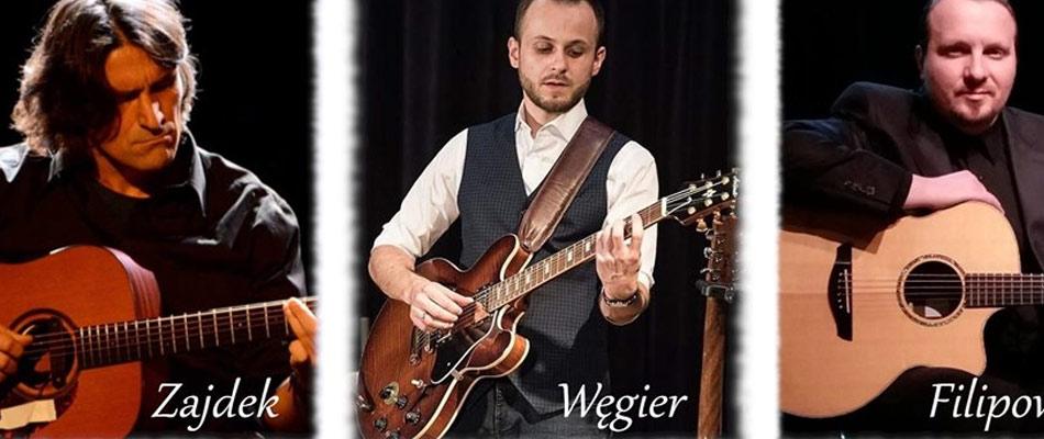 koncert-gitarowy-zajdek-wegier-filipowicz-club-komin-sosnowiec